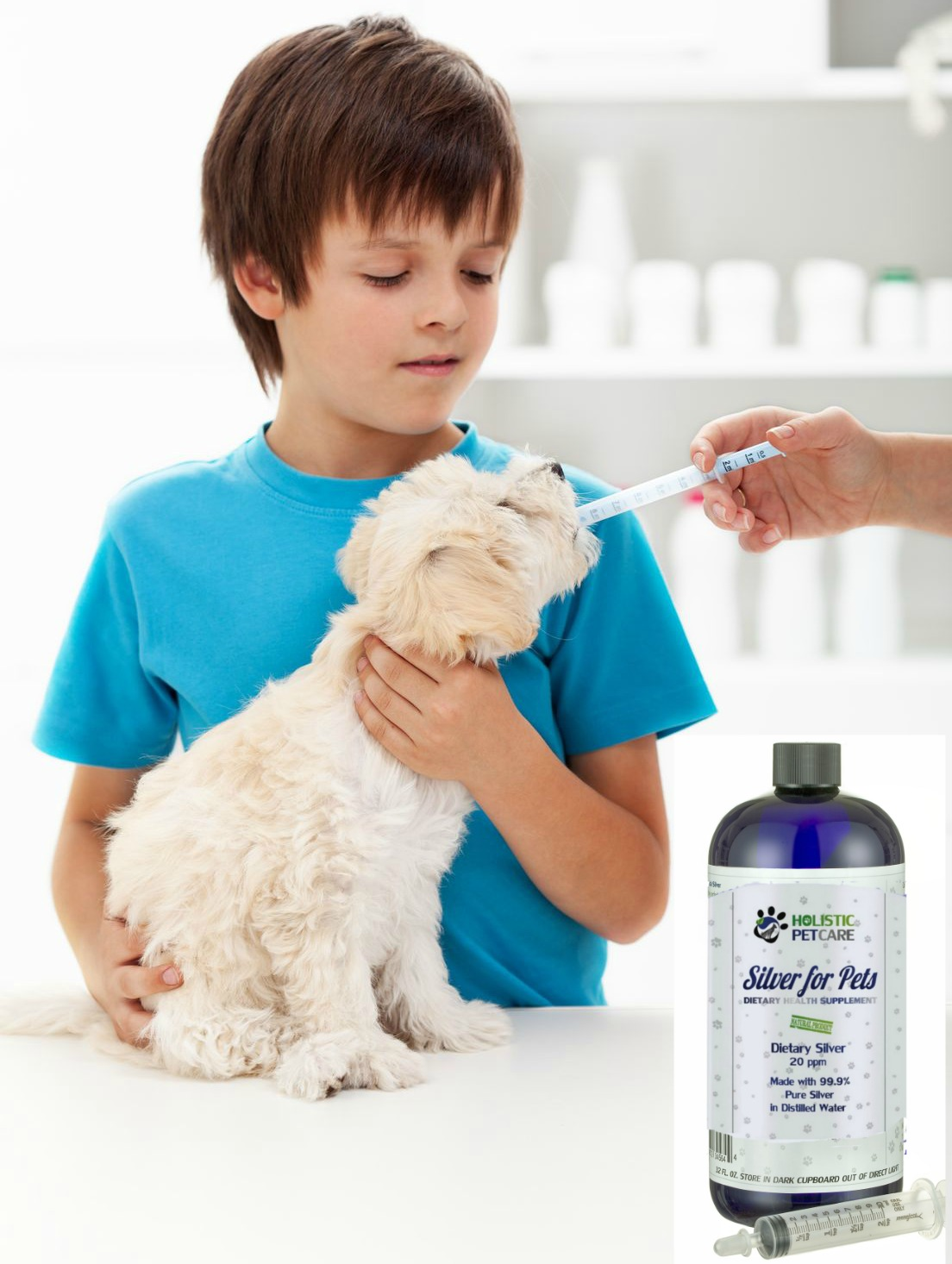 Colloidal Silver for Pets